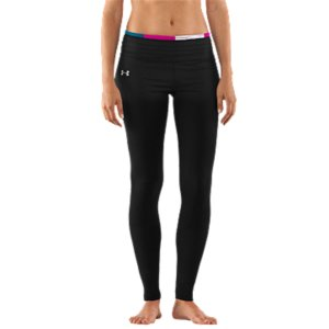 "Fitness The same cut, fit, and fabrication as our super flattering UA StudioLux(R) Leggings, with a little extra detailing for enhanced silhouette and style. So not only do these leggings wick sweat, unlock major range of motion, and feel super-soft-the unique pleated waistband delivers just the right amount of coverage for a sleeker, smoother silhouette. Signature UA StudioLux(R) fabric delivers relentless performance with a super-soft luxurious feelUnparalleled support and coverage for a solid, confident fitSignature Moisture Transport System wicks sweat to keep you dry and lightLightweight, 4-Way Stretch construction improves mobility and accelerates dry timePleated, pop-color 2-piece waistband prevents bunching, bulging, and roll-overAdvanced seam placement shows off your curvesRise sits just right on your hips for a more flattering fit and feelAnti-microbial ""strut gusset"" construction fits just right and never looks too tightHidden waist pocket to stash your keys, cards, or cash30"" inseamPolyester/ElastaneImported - $56.99"