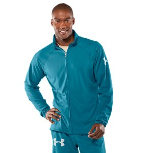 Fitness Lightweight textured knit fabric allows superior breathability without losing durabilitySignature Moisture Transport System wicks sweat away from the body, keeping you drier, longerNeck tape delivers added durability and a comfortable fitSide pockets provide quick storage and hand warmthUA Combine(TM) Training logos give an added hit of performance stylePolyesterImported - $64.99