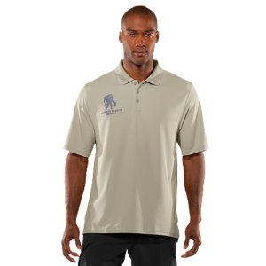 Fitness This classic UA HeatGear(R) polo is an Official Wounded Warrior Project Licensed productBetween August 2012 and December 2014, Under Armour(R) will make a donation of over $1 Million to Wounded Warrior Project(TM)  benefiting injured service members and their familiesField-tested, soft-knit micro pique fabric features moisture management technology to keep you cooler and drierAnti-odor technology prevents the growth of odor-causing microbesWWP embroidered chest logo to show your commitment, and UA sleeve logo to show oursRibbed collar and custom Under Armour(R) 3-button placket delivers durability and comfort fit4.0 oz. Polyester/ElastaneImported - $39.99