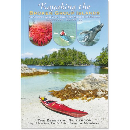 Wake The Brocken Group Islands, on Canada's west coast, is one of the most famous sea kayaking destinations in the world. - $19.95