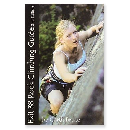 Climbing Over the last few years, Exit 38 climbing area has become one of the most popular rock climbing areas in western Washington. Author: Garth Bruce. Softcover; 248 pages; full-color photos; route maps. FreeSolo Publishing; copyright 2006. Very visual and easy-to-read format is loaded with information, photos and diagrams. Every rock is photographed with overlays for each route and charted with technical information. - $26.95
