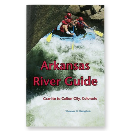 Kayak and Canoe This guide contains a mile-by-mile description of Colorado's Arkansas River from Granite to Canon City. - $15.95