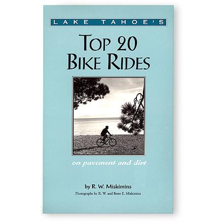 Fitness Explore beautiful Lake Tahoe on two wheels with this guide designed to help you plan your route and minimize your impact - $2.93