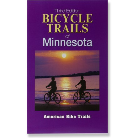 Fitness Covering more than 100 trails throughout Minnesota, this updated guide leads you to spectacular rides in the North Star State. Author: American Bike Trails. Softcover; 158 pages; maps, black-and-white photos. American Bike Trails; copyright 2007. Supplies directions to trail sites and access points, locations and distances to nearby communities. Trail distances, general setting of trail, conditions and facilities, points of interest, contacts and alternate trails. State, sectional and selective county overviews help you find rides near where you live. - $15.95
