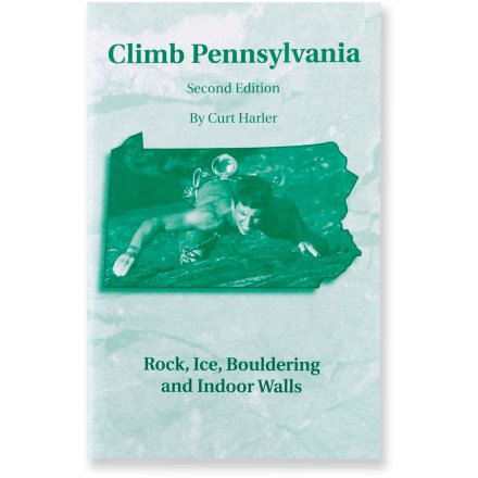 Climbing This no-frills guide takes you to the best cliffs, outcroppings and ice runnels in Pennsylvania. - $10.00