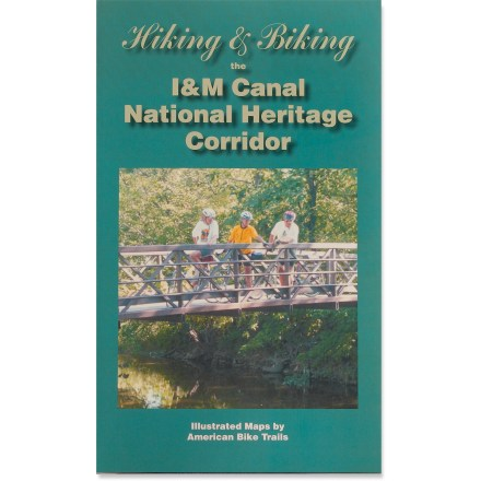 Fitness Features Illinois and Michigan Canal National Heritage Corridor trails in Cook, Du Page, Will Grundy and La Salle Counties in Illinois. - $6.93