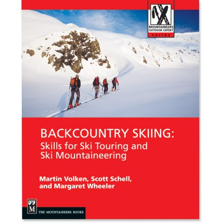 Ski Gain the skills necessary to safely negotiate backcountry excursions with this authoritative guide on winter touring and ski mountaineering. - $10.93