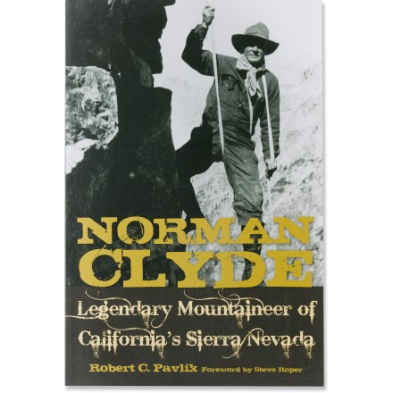Climbing This biography of Norman Clyde takes you back to a pioneering time in mountaineering with one of its greatest figures. - $6.93