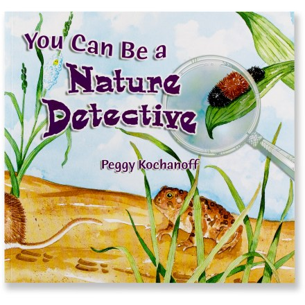 What made those tracks in the snow? Why do leaves change color in autumn? You Can Be a Nature Detective helps your child delve into the intriguing mysteries of the natural world. - $14.00