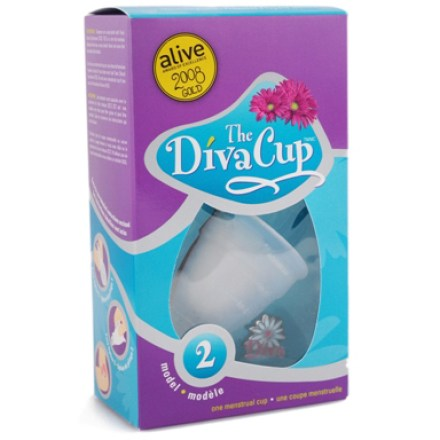 Camp and Hike The DivaCup(TM) Model 2 is a modern, leading-edge menstrual cup and offers an alternative to tampons and pads-clean, easy-to-use and completely reliable. - $39.95