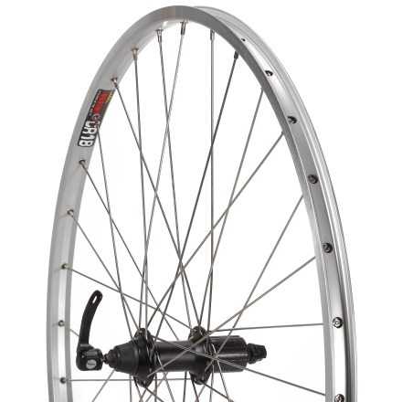 Fitness This all-purpose road wheel is a great replacement option at a reasonable price. - $49.93