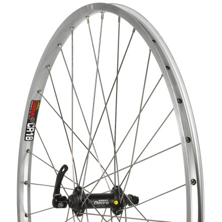 Fitness This great replacement road bike wheel features value components. - $39.93
