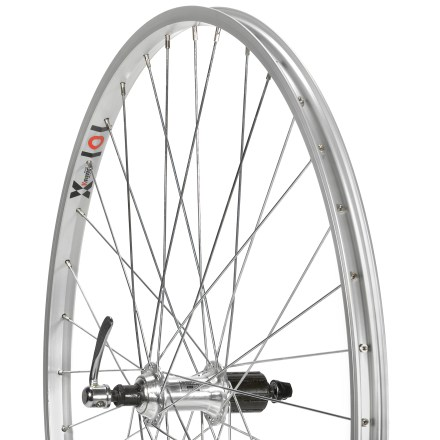 Fitness Just right for the first-time cyclist, this replacement road wheel offers durability, performance and control. - $60.00