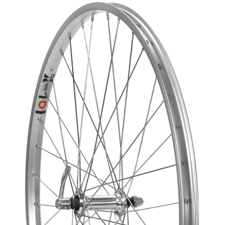 Fitness Just right for the first-time cyclist, this value-oriented 700c wheel offers durability, performance and control. - $45.00