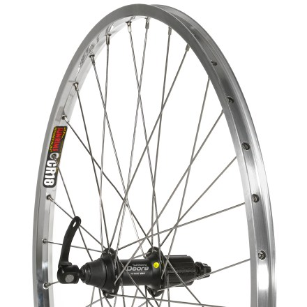 MTB This rugged mountain bike wheel is a great replacement option at a reasonable price. - $41.93