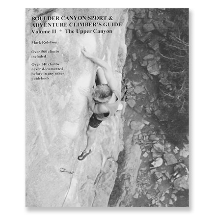 Climbing This guide features over 500 climbs, 140 of which have never been documented before in any other guidebook. - $4.93