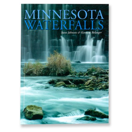 Camp and Hike Discover the most beautiful waterfalls in Minnesota with this comprehensive, full-color guide. - $10.83
