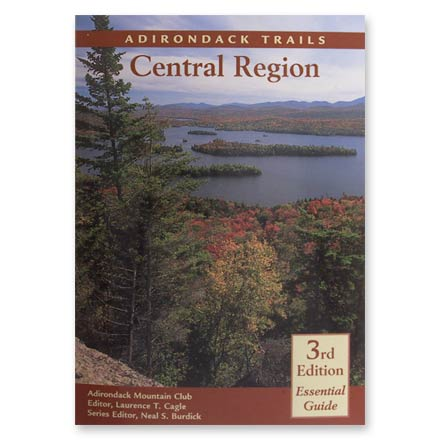 Camp and Hike The central region of Adirondack Park, the area covered here, is roughly bounded by the High Peaks to the north and Speculator to the south. - $9.93