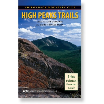 Camp and Hike Published by the Adirondack Mountain Club for 70 years, the most recent edition of this beefy pocket guide offers up 46 peaks in the Adirondacks. - $9.93