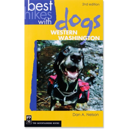 Camp and Hike A must for every trail hound, the updated and expanded Best Hikes With Dogs: Western Washington features 85 of the region's most canine-compatible routes. - $18.95