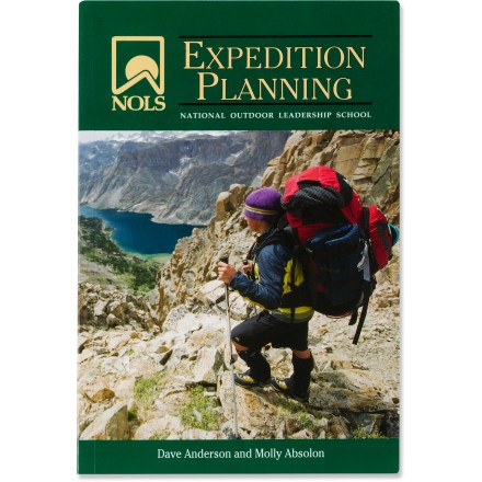 NOLS Expedition Planning walks you through the essentials needed to plan any trip into the wilderness, whether short, extended, local or international. - $10.93