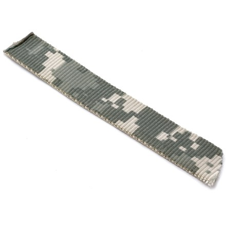 Guns and Military Use this camouflage 1 in. military-spec tubular webbing to create your own runners and slings in just the lengths you need. - $0.03