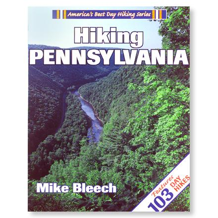 Camp and Hike Explore Pennsylvannia's great outdoors with this guide to 103 of the best day hikes throughout the state - $9.93