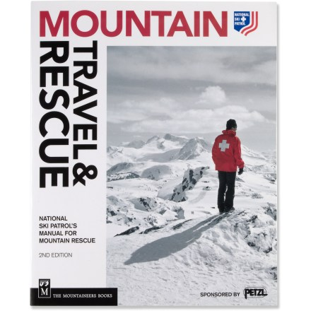 Ski Mountain Travel & Rescue from the National Ski Patrol provides a comprehensive guide to mountain survival and minimizing risk in the backcountry with clear, direct and approachable instruction. - $13.93