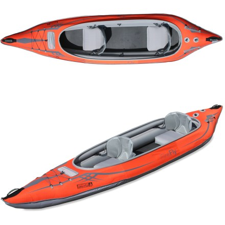 Kayak and Canoe Enjoy exploring aquatic environments with the Advanced Elements Firefly inflatable kayak paddler's pack. - $429.73