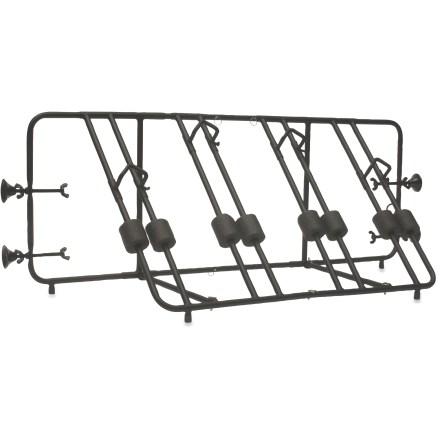 Fitness With the Advantage BedRack bike rack it's easy to toss 4 bikes into the back of your truck and hit the road. - $170.00