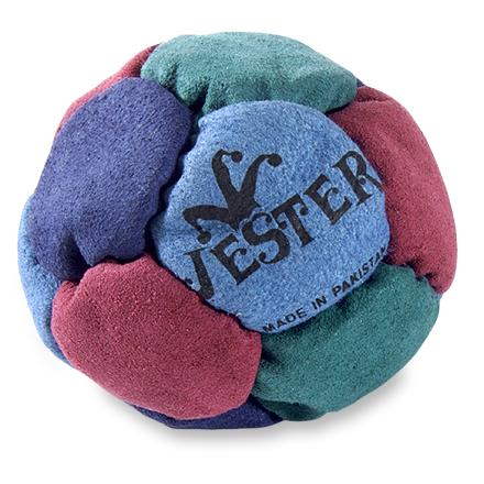 Camp and Hike This super-soft footbag is loosely filled, allowing ultimate control. Twelve-panel, hand-stitched construction. Filled with sand for consistent play. Light weight, small size and durable construction make this footbag a great choice to take along for backcountry entertainment. - $5.93