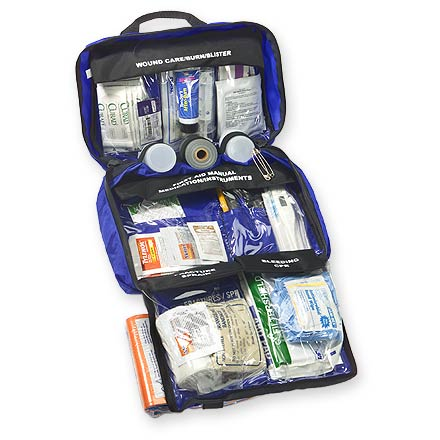 Camp and Hike Lightweight design, powerful component assortment and affordable price make the Adventure Medical Mountain Fundamentals first-aid kit a great choice for the prepared backpacker. - $109.95