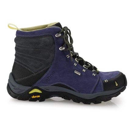 Camp and Hike Take to the trails in the Ahnu Montara boots, which supply waterproof, breathable protection thanks to eVent(R) membranes, along with sturdy construction and light support for light day hikes. - $115.83