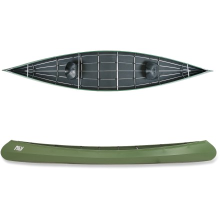 Kayak and Canoe Pack it up and travel to wherever the call of exploration takes you. The Ally 16.5 DR foldable canoe offers substantial benefits as an alternative to hard-shell canoes. - $1,434.83