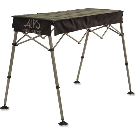 Camp and Hike The ALPS Mountaineering Guide table is the perfect addition to any campsite. - $36.73