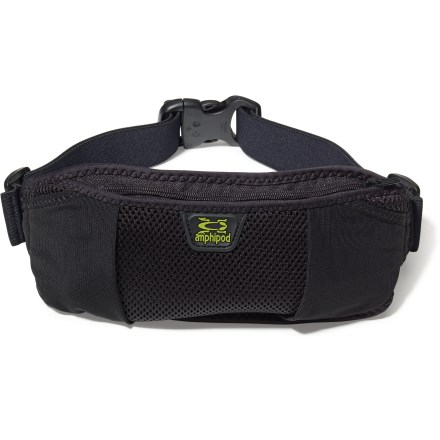 Fitness With a comfortable, breathable and bounce-free design, this waistpack carries all of your small essentials for leisure and training outings. - $26.95