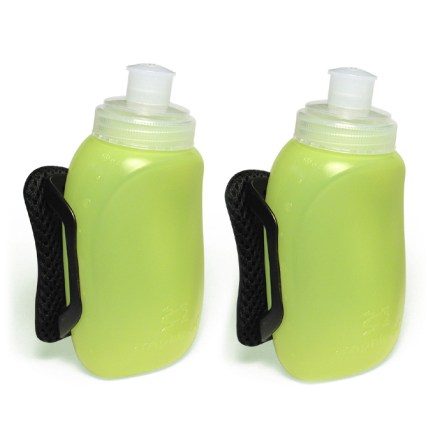 Camp and Hike Upgrade the hydration performance of your pack or Amphipod belt with these easy-access SnapFlask bottles that each hold 8 oz. of your favorite performance fluid. - $8.93