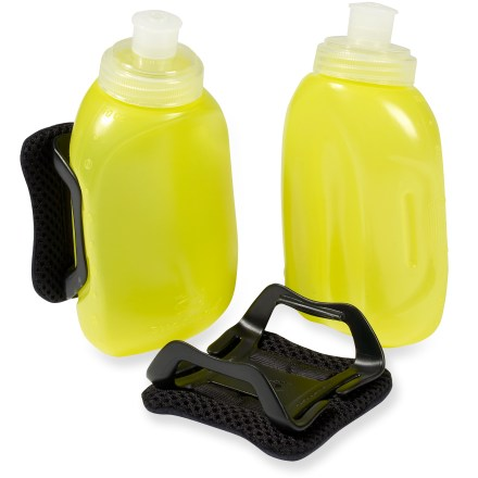 Camp and Hike Upgrade the hydration performance of your pack or Amphipod belt with these easy-access SnapFlask bottles that each hold 10.5 oz. of your favorite performance fluid. - $9.93