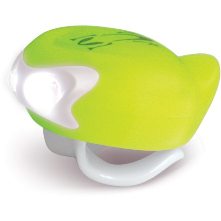Camp and Hike Clip the Amphipod Swift-Clip Cap light to the brim of you hat or visor for to light up the path ahead and increase your visibility. - $14.95
