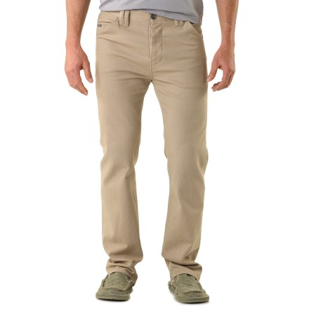Entertainment Keep your everyday style comfortable and casual with the Arbor Burnside pants. - $18.83