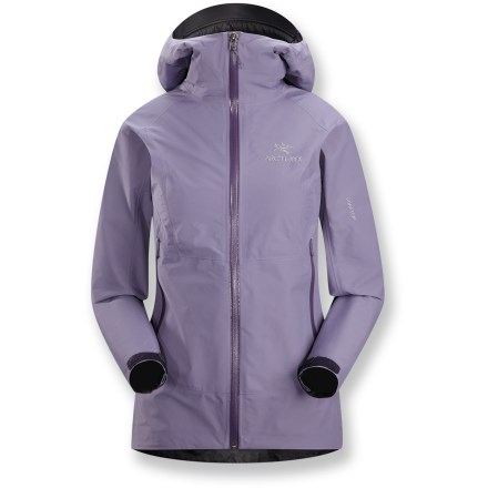 Camp and Hike Packable and lightweight, the women's Arc'teryx Beta SL is an excellent all-around Gore-Tex(R) PacLite(R) jacket and an ideal emergency layer for hikers and trekkers. - $148.83