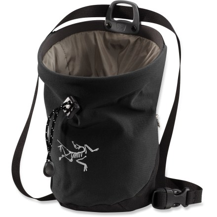 Climbing Keep your hands dry and grippy with the large-size C80 chalk bag from Arc'teryx. - $30.93