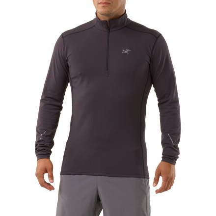 Fitness Perfect for trail runs and outdoor fitness, the Arc'teryx Motus AR Zip Top provides comfort, style and and an expert fit to athletes in motion. - $85.00