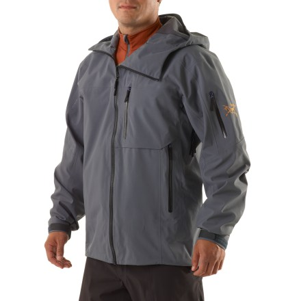 Ski One of the most durable snowsports-specific jacket Arc'teryx offers, the tough Sidewinder jacket delivers maximum weatherproof protection for logging vertical footage. - $459.93