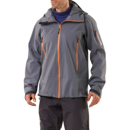 Ski With clean and sleek styling, the Arc'teryx Sabre shell jacket is built to withstand daily mountain use and on-piste adventures. - $314.83