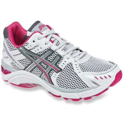 Fitness The ASICS GEL-Foundation 10 women's road-running shoes deliver sturdy support and motion control with a comfy, smooth ride, making it great for high-mileage, overpronating runners. - $49.83