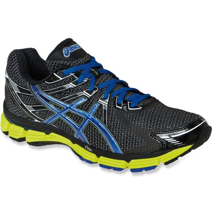 Fitness The men's ASICS GT-2000 road-running shoes deliver a great fit and light stability for day-to-day running performance. - $58.83