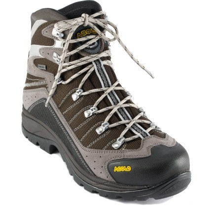 Camp and Hike Lightweight and waterproof, the Asolo Drifter GV hiking boots offer a great all-around package for day hikes and overnight trips with light loads. - $250.00