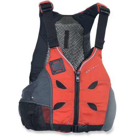 Kayak and Canoe Stay cool while paddling during the dog days of summer with the Astral V-Eight PFD. - $79.93