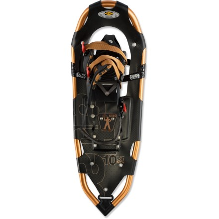 Camp and Hike The Atlas 1035 snowshoes provide aggressive traction and do a stellar job absorbing impact, so when winter comes, you can take to the trails without a second thought. - $159.93